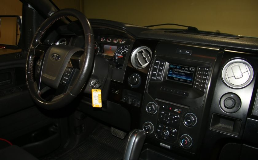 2014 Ford F150 FX4 4WD AUTO A/C CUIR MAGS BLUETOOTH #25
