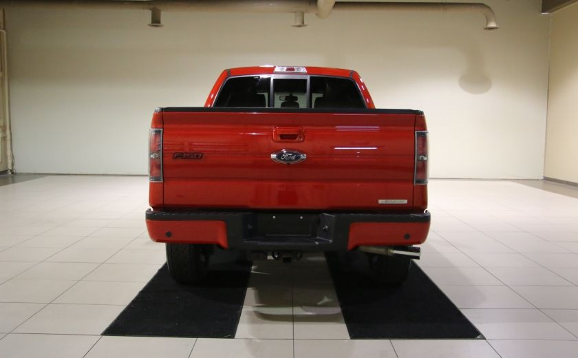 2014 Ford F150 FX4 4WD AUTO CUIR A/C MAGS BLUETOOTH #5