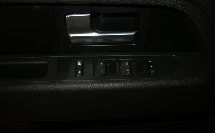 2014 Ford F150 FX4 4WD AUTO CUIR A/C MAGS BLUETOOTH #10