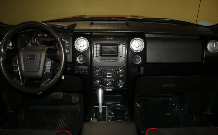 2014 Ford F150 FX4 4WD AUTO CUIR A/C MAGS BLUETOOTH #12