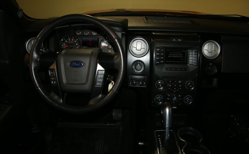 2014 Ford F150 FX4 4WD AUTO CUIR A/C MAGS BLUETOOTH #13