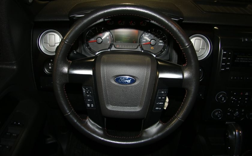 2014 Ford F150 FX4 4WD AUTO CUIR A/C MAGS BLUETOOTH #14