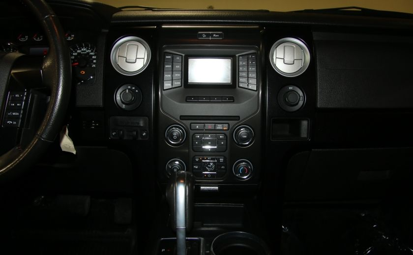 2014 Ford F150 FX4 4WD AUTO CUIR A/C MAGS BLUETOOTH #15