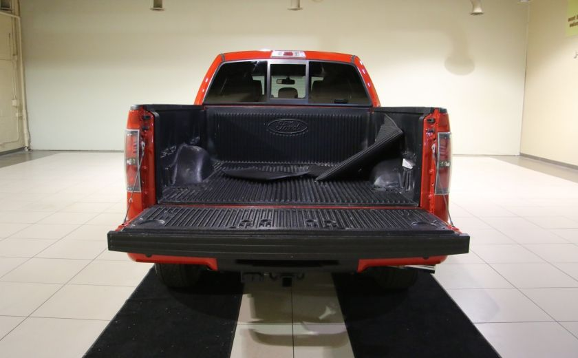 2014 Ford F150 FX4 4WD AUTO CUIR A/C MAGS BLUETOOTH #30
