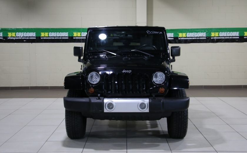 2009 Jeep Wrangler Sahara 4WD A/C GR ELECT MAGS #1