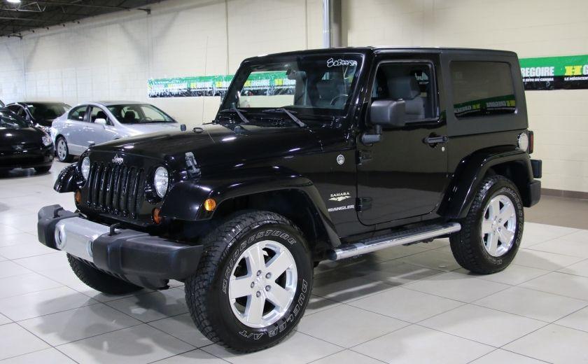 2009 Jeep Wrangler Sahara 4WD A/C GR ELECT MAGS #2