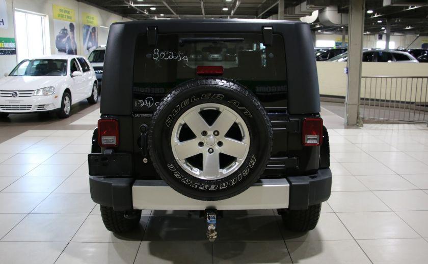 2009 Jeep Wrangler Sahara 4WD A/C GR ELECT MAGS #5