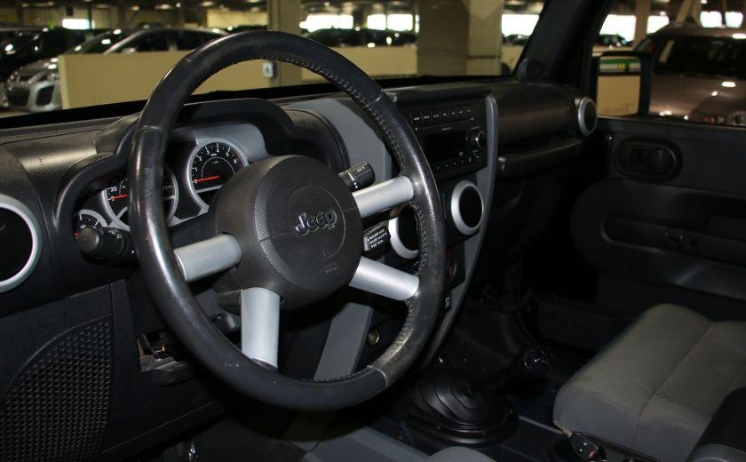 2009 Jeep Wrangler Sahara 4WD A/C GR ELECT MAGS #8