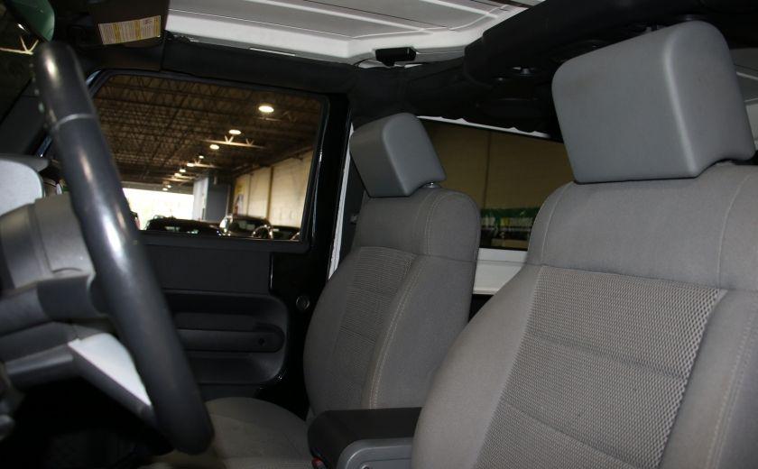 2009 Jeep Wrangler Sahara 4WD A/C GR ELECT MAGS #9