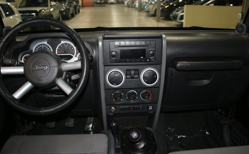 2009 Jeep Wrangler Sahara 4WD A/C GR ELECT MAGS #10