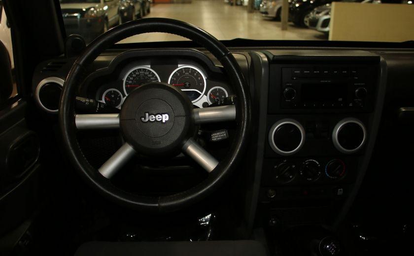 2009 Jeep Wrangler Sahara 4WD A/C GR ELECT MAGS #11