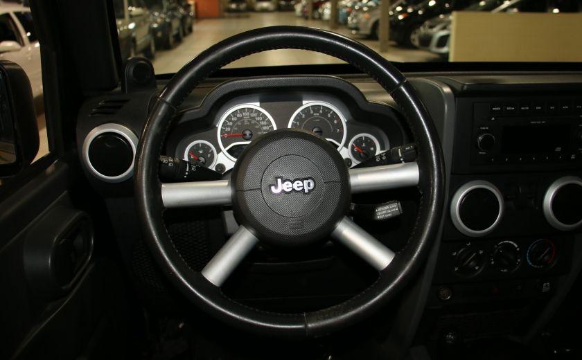 2009 Jeep Wrangler Sahara 4WD A/C GR ELECT MAGS #12