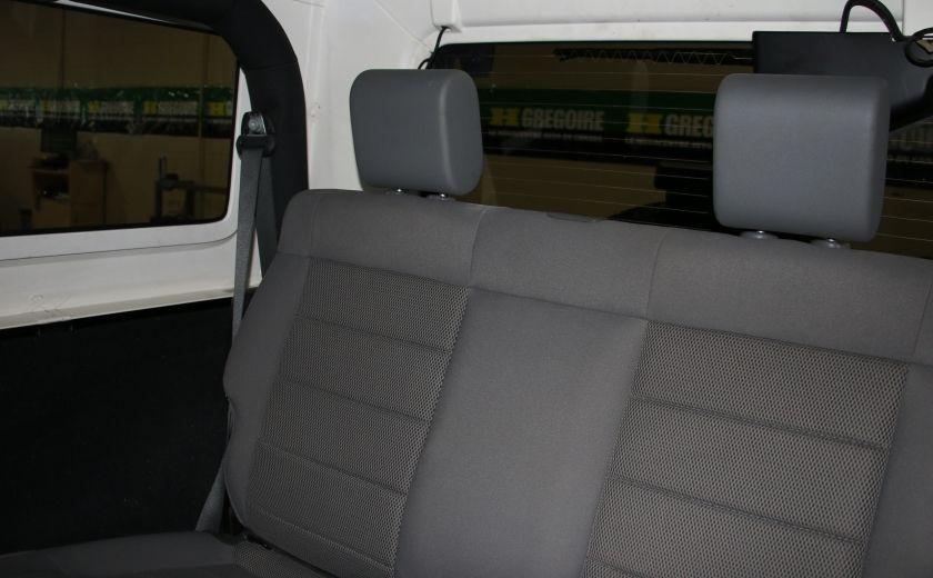 2009 Jeep Wrangler Sahara 4WD A/C GR ELECT MAGS #15