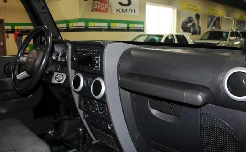 2009 Jeep Wrangler Sahara 4WD A/C GR ELECT MAGS #17