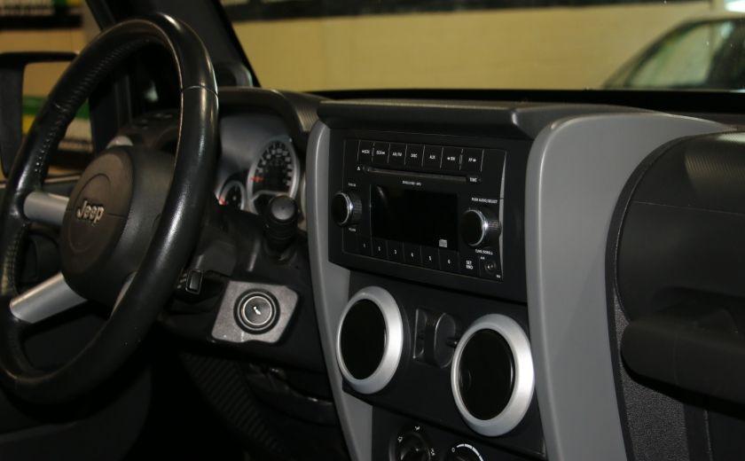 2009 Jeep Wrangler Sahara 4WD A/C GR ELECT MAGS #18