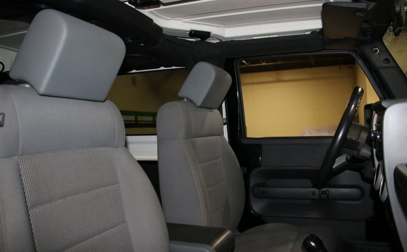2009 Jeep Wrangler Sahara 4WD A/C GR ELECT MAGS #19