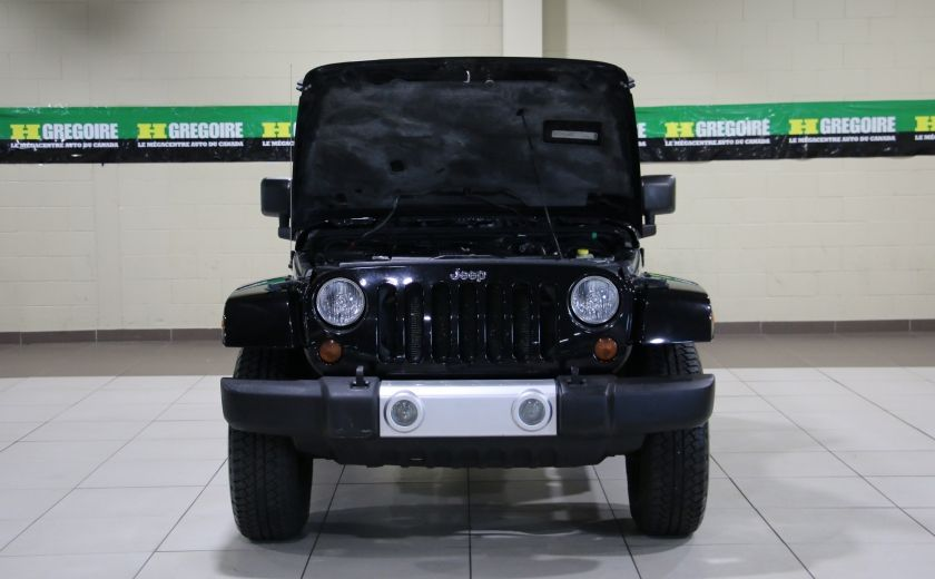 2009 Jeep Wrangler Sahara 4WD A/C GR ELECT MAGS #21