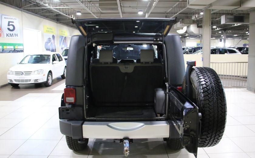 2009 Jeep Wrangler Sahara 4WD A/C GR ELECT MAGS #22