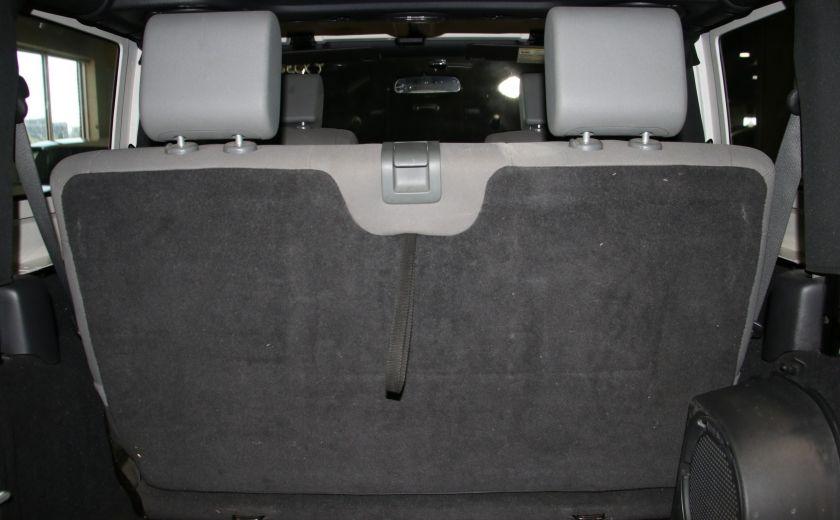 2009 Jeep Wrangler Sahara 4WD A/C GR ELECT MAGS #23