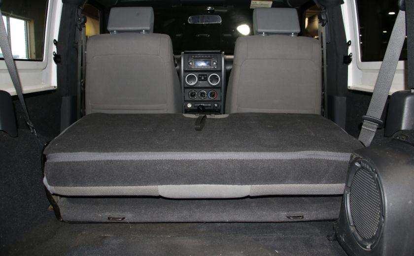 2009 Jeep Wrangler Sahara 4WD A/C GR ELECT MAGS #24