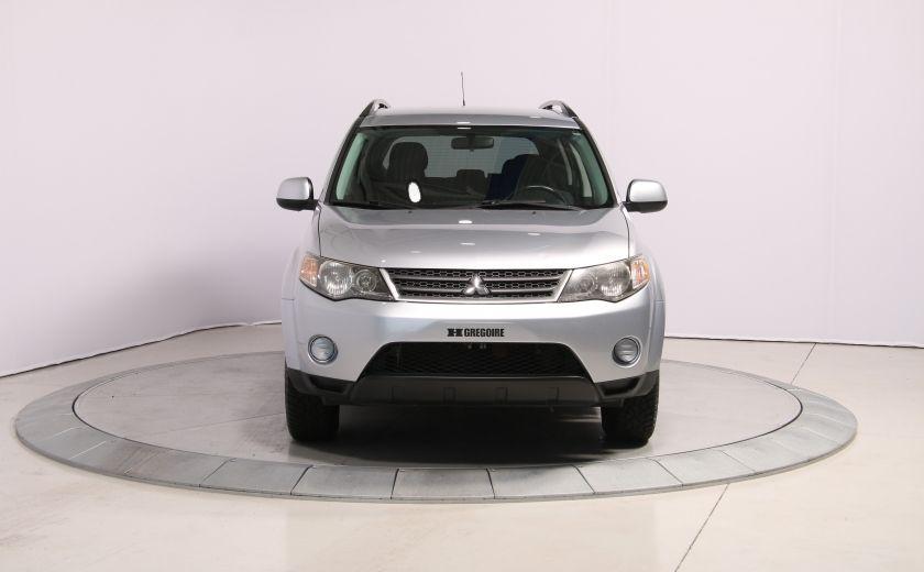 2009 Mitsubishi Outlander ES 4WD #1