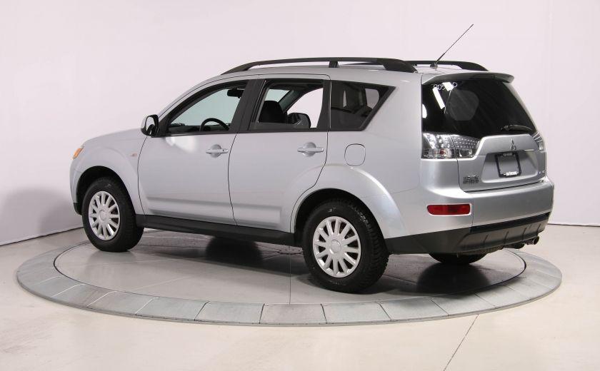 2009 Mitsubishi Outlander ES 4WD #4