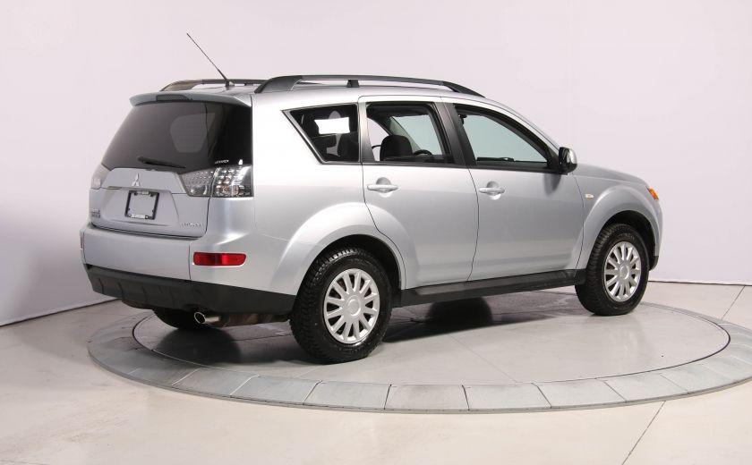 2009 Mitsubishi Outlander ES 4WD #6