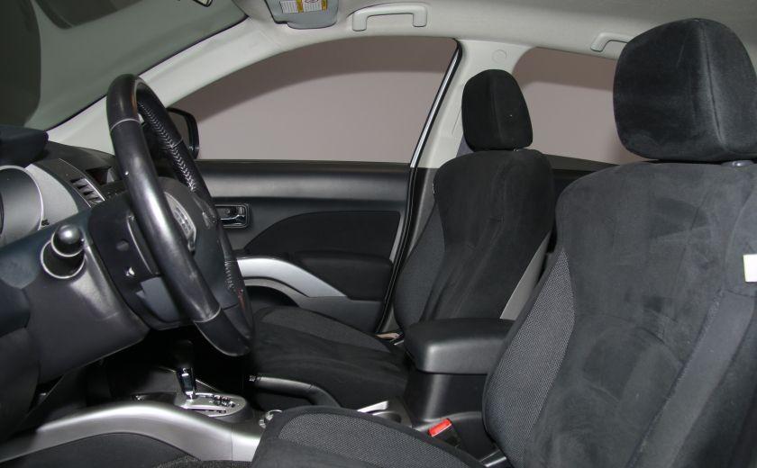 2009 Mitsubishi Outlander ES 4WD #9
