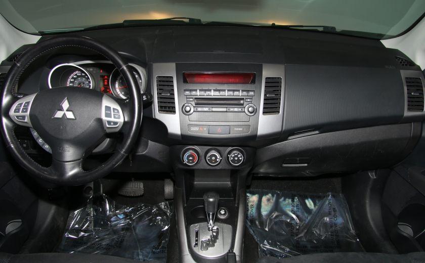 2009 Mitsubishi Outlander ES 4WD #11