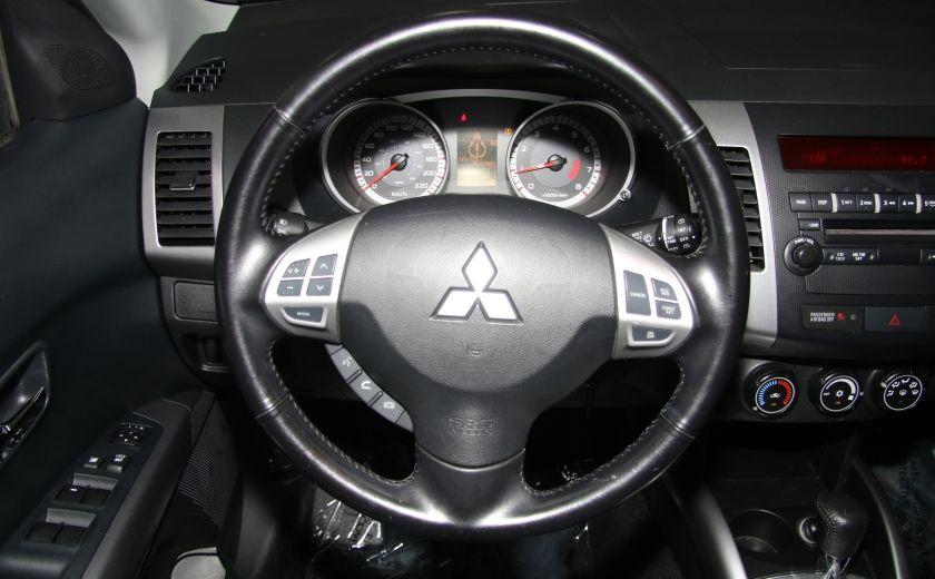 2009 Mitsubishi Outlander ES 4WD #13