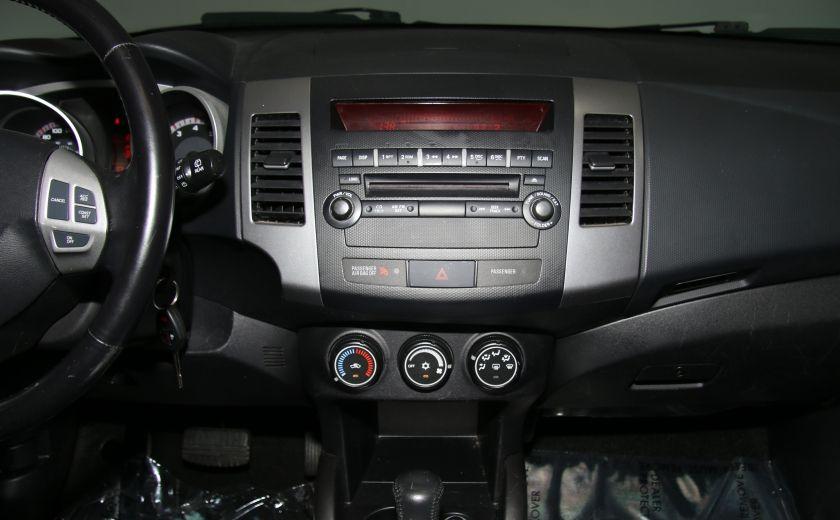 2009 Mitsubishi Outlander ES 4WD #14