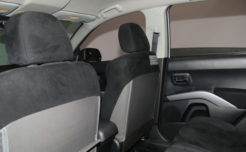 2009 Mitsubishi Outlander ES 4WD #17