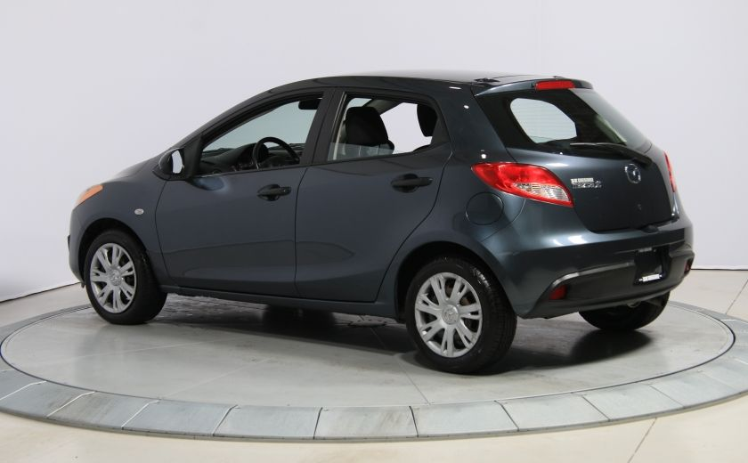 2011 Mazda 2 GS A/C GR ELECT #4