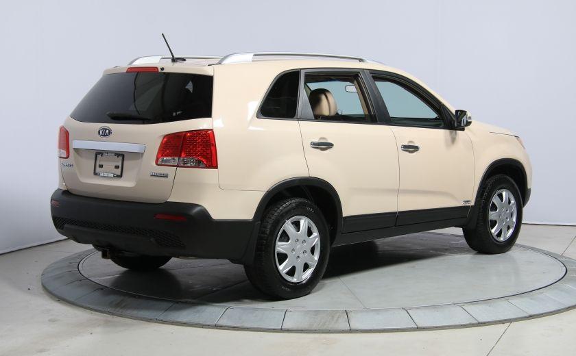 2011 Kia Sorento LX AWD AUTO A/C BLUETOOTH #6