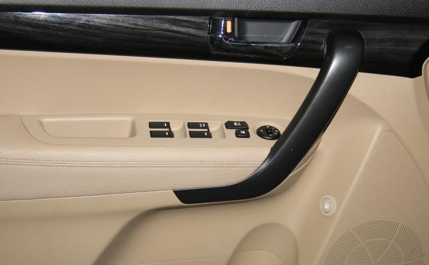 2011 Kia Sorento LX AWD AUTO A/C BLUETOOTH #10