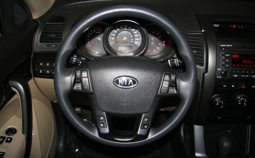 2011 Kia Sorento LX AWD AUTO A/C BLUETOOTH #13