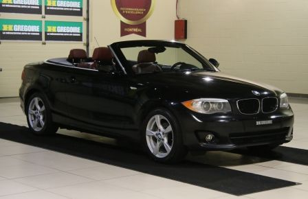 2012 BMW 128I A/C CONVERTIBLE MAGS BLUETOOTH in Îles de la Madeleine