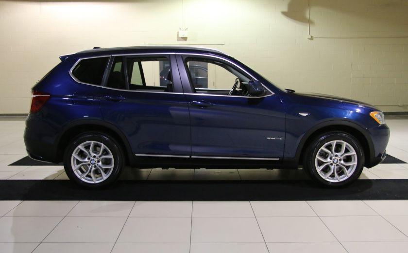 2013 BMW X3 28I AWD CUIR TOIT PANO NAV #7