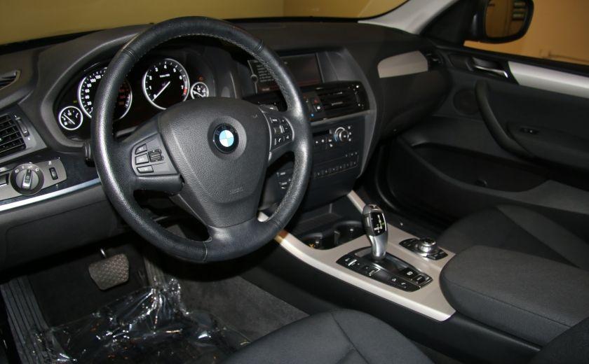 2013 BMW X3 28I AWD CUIR TOIT PANO NAV #8