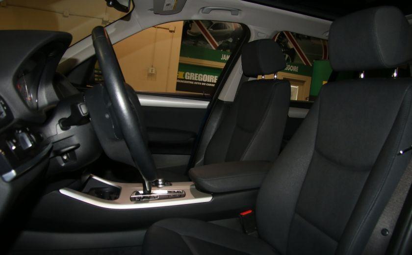 2013 BMW X3 28I AWD CUIR TOIT PANO NAV #9