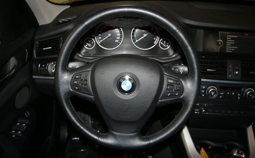 2013 BMW X3 28I AWD CUIR TOIT PANO NAV #15