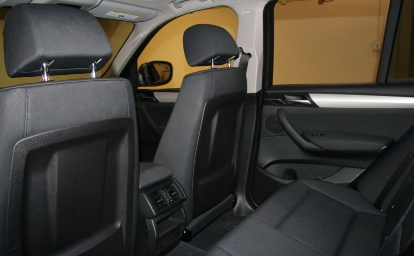2013 BMW X3 28I AWD CUIR TOIT PANO NAV #23