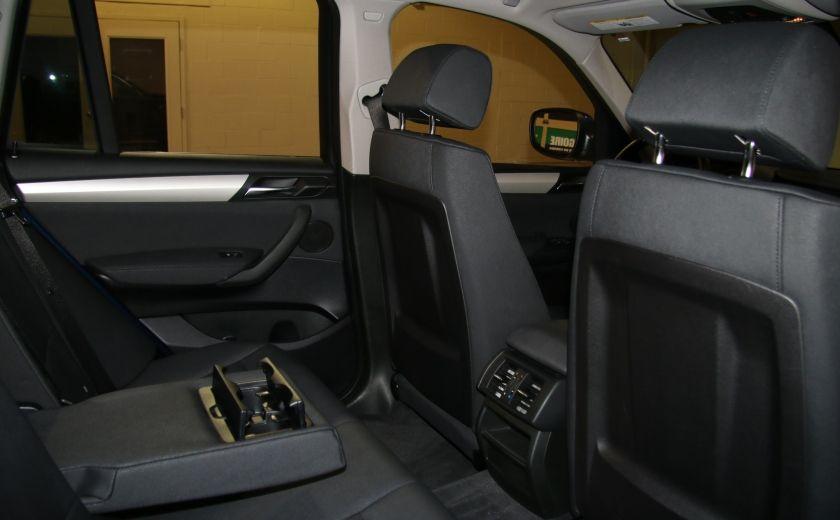 2013 BMW X3 28I AWD CUIR TOIT PANO NAV #25