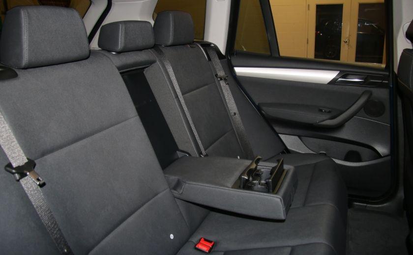 2013 BMW X3 28I AWD CUIR TOIT PANO NAV #26