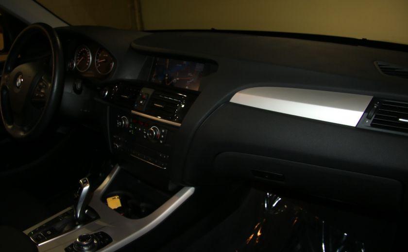 2013 BMW X3 28I AWD CUIR TOIT PANO NAV #27