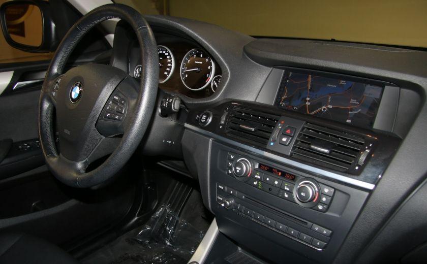 2013 BMW X3 28I AWD CUIR TOIT PANO NAV #28