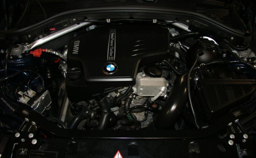 2013 BMW X3 28I AWD CUIR TOIT PANO NAV #30