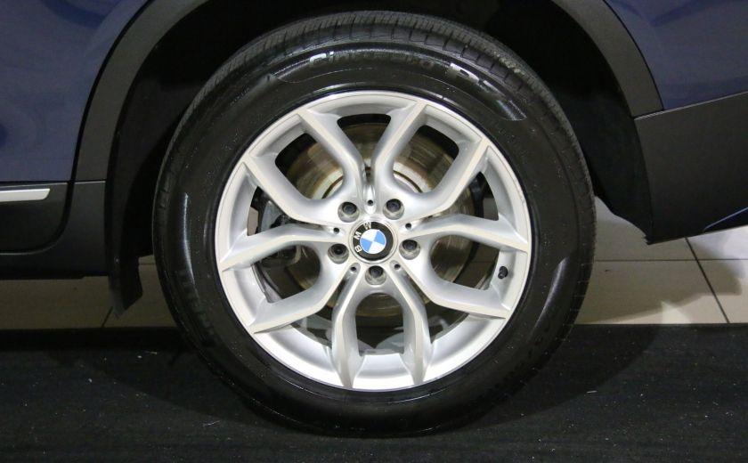 2013 BMW X3 28I AWD CUIR TOIT PANO NAV #36