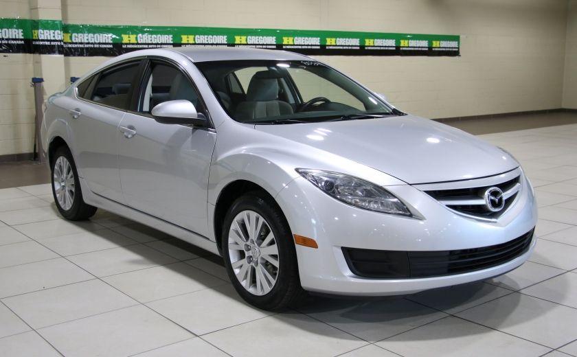 2010 Mazda 6 GS AUTO A/C GR ELECT MAGS #0