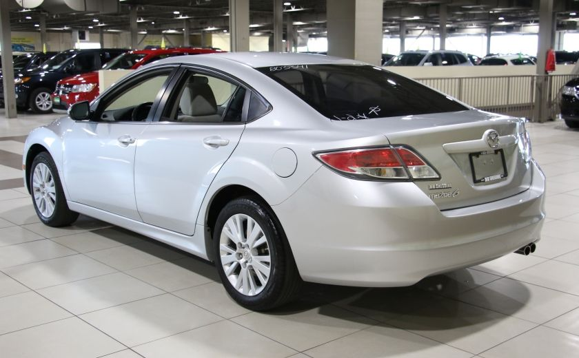2010 Mazda 6 GS AUTO A/C GR ELECT MAGS #4
